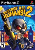 Destroy All Humans! 2 Make War Not Love for PlayStation 2
