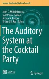 The Auditory System at the Cocktail Party image