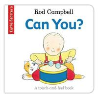 Can You? by Rod Campbell