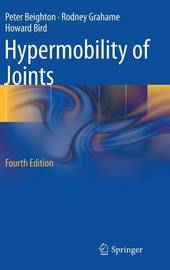 Hypermobility of Joints by Peter H Beighton image