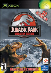 Jurassic Park: Operation Genesis for Xbox