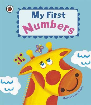 My First Numbers by Ladybird