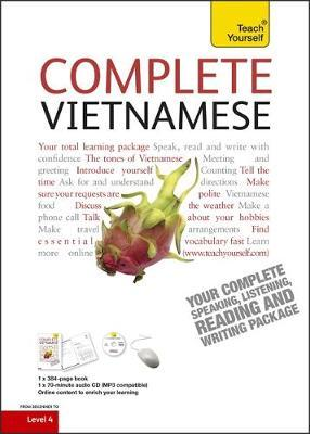 Teach Yourself Complete Vietnamese by Dana Healy