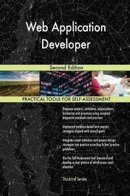 Web Application Developer Second Edition by Gerardus Blokdyk image