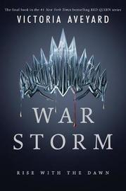 War Storm by Victoria Aveyard image