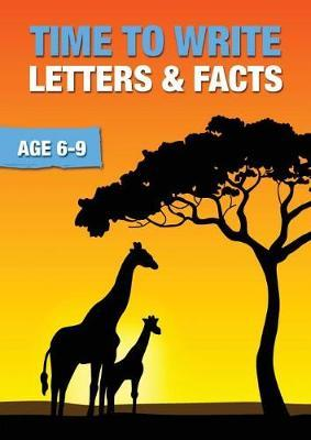 Time to Write Letters and Facts by Sally Jones image