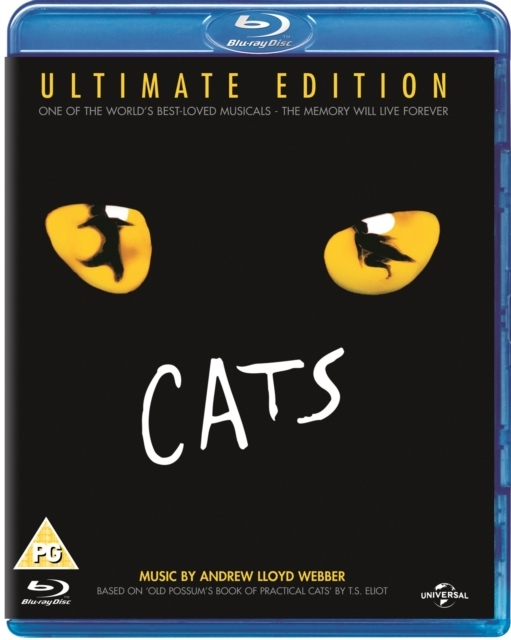 Cats on Blu-ray