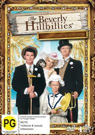 The Beverly Hillbillies: The Complete Fifth Season on DVD