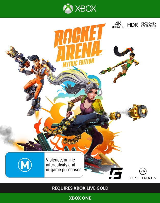 Rocket Arena Mythic Edition for Xbox One