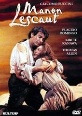 Royal Opera The: Manon Lescaut on DVD