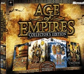 Age Of Empires Collectors Edition for PC Games
