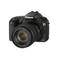 Canon Digital SLR Camera EOS 20D 8.2MP with 18-55 Lens image