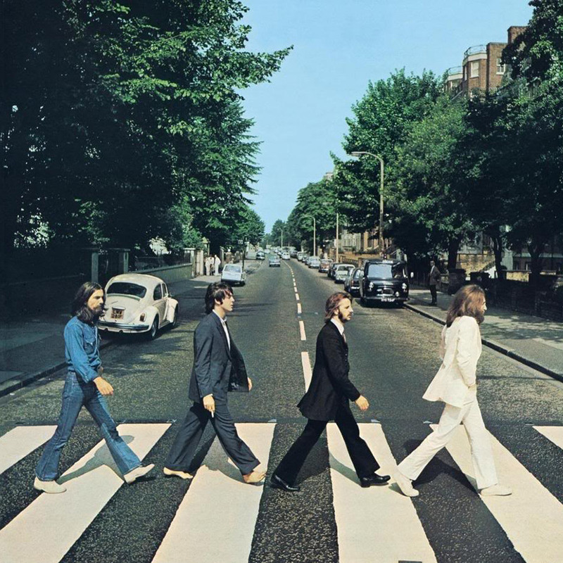 Abbey Road (LP) by The Beatles image