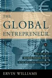 The Global Entrepreneur by Ervin Williams image