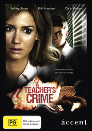 A Teacher's Crime on DVD