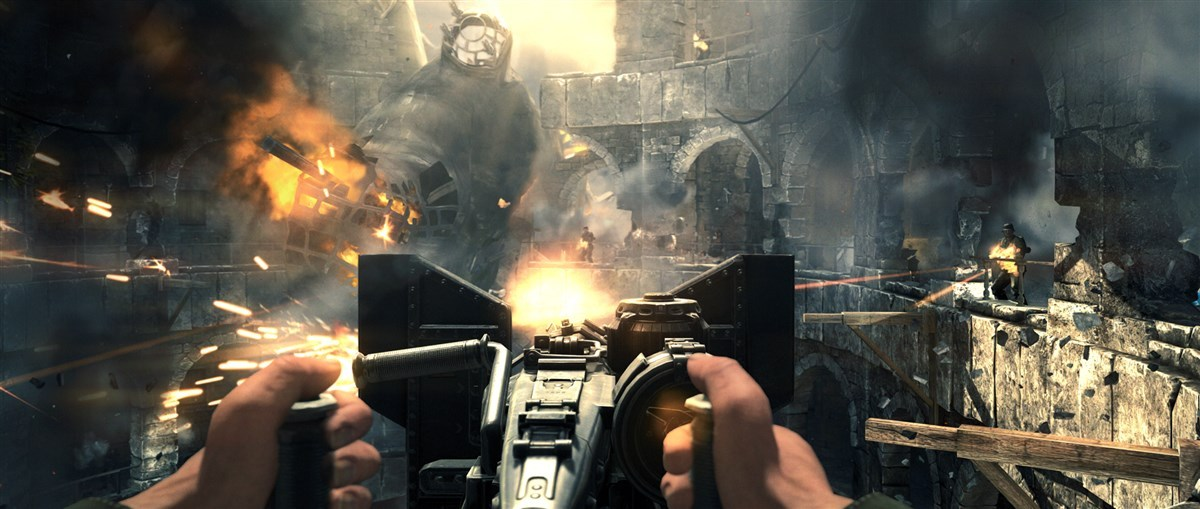 Wolfenstein: The New Order for PS3 image