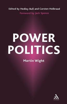 Power Politics by Martin Wright image