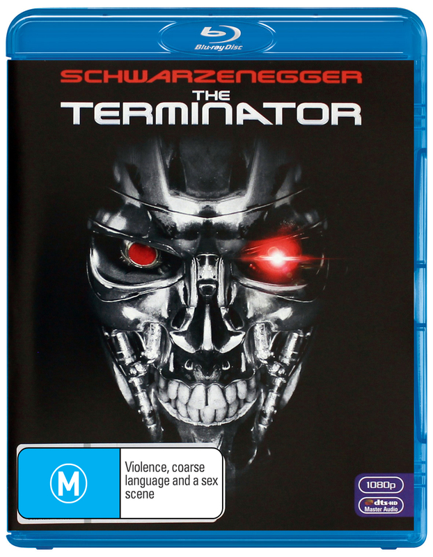 The Terminator on Blu-ray