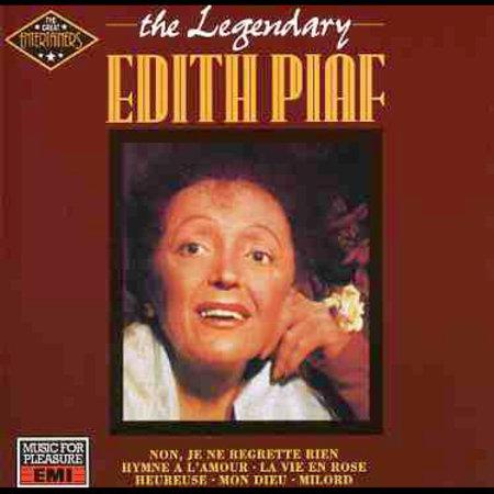 Legendary Edith Piaf by Edith Piaf image