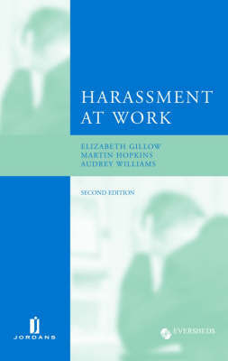Harassment at Work by Vanessa Edmunds image
