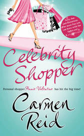 Celebrity Shopper: (Annie Valentine Book 4) by Carmen Reid image