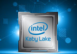 Intel Kaby Lake Core i3 7100 CPU