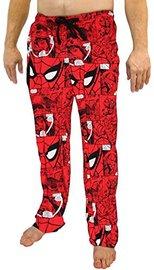 Marvel: Spiderman All Over Print - Sleep Pants (Large)