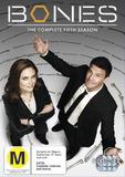 Bones - Season 5 (6 Disc Set) on DVD