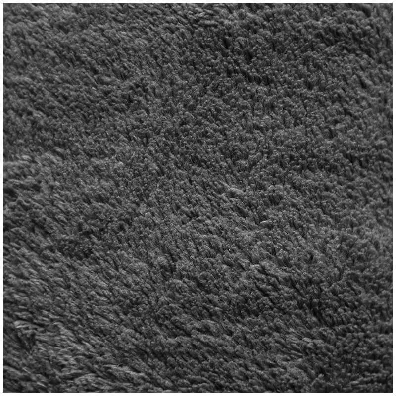 Bambury Charcoal Microplush Robe (Small/Medium) image