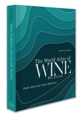 World Atlas of Wine 8th Edition by Hugh Johnson image