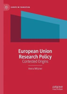 European Union Research Policy by Veera Mitzner