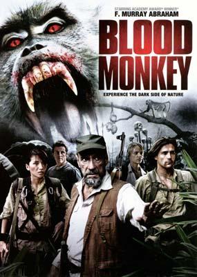 Blood Monkey on DVD image