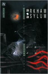 Batman Arkham Asylum Anniversary Edition by G. Morrison