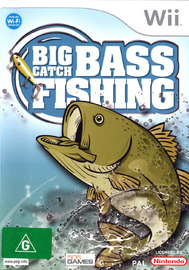 Big Catch Bass Fishing for Nintendo Wii image