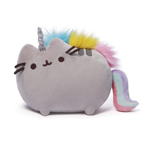 Pusheen the Cat Pusheenicorn 13-Inch Plush image