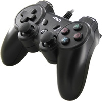 Nyko PlayStation 3 Controller (Black) for PS3 image