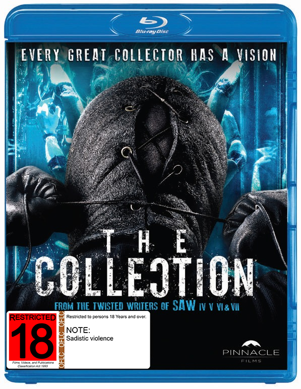 The Collection on Blu-ray