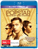 Popstar - Never Stop Never Stopping on Blu-ray