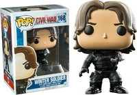 Captain America 3 - Winter Soldier (No Arm) Pop! Vinyl Figure