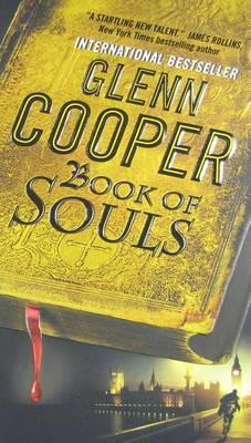 Book of Souls by Glenn Cooper image