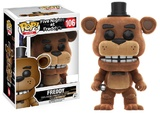 Five Nights at Freddy's - Freddy (Flocked) Pop! Vinyl Figure
