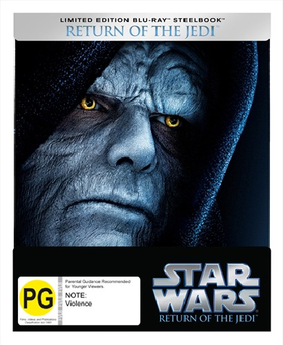Star Wars Episode VI: Return of the Jedi on Blu-ray