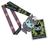 Disney Sleeping Beauty: Maleficent Pop! Lanyard