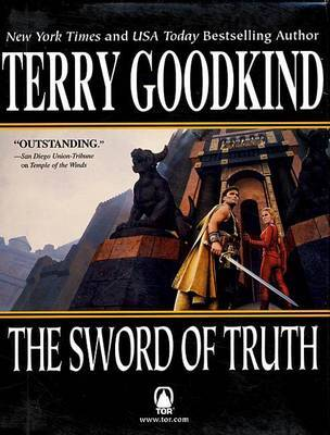 The Sword of Truth Boxed Set II (Books 4-6) by Terry Goodkind image