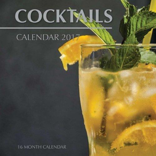 Cocktails Calendar 2017 by David Mann