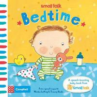 Small Talk: Bedtime by Nicola Lathey