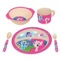 My Little Pony Dinnerware 5-Piece Set