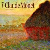 Claude Monet 2018 Square Wall Calendar