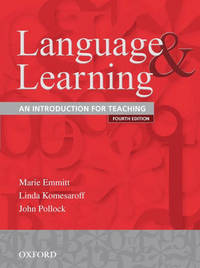 Language and Learning by Marie Emmitt image