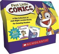 First Little Comics Classroom Set: Levels E & F by Liza Charlesworth
